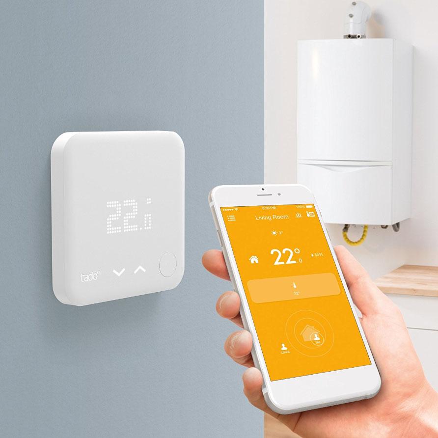heating smart controls